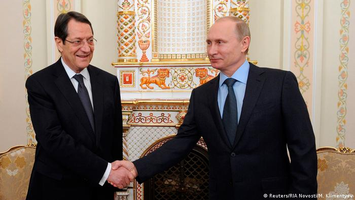 Anastasiades with Putin