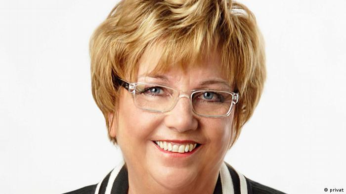 Christel Bienstein, Präsidentin des Deutschen Berufsverbandes für Pflegeberufe (DBfK)