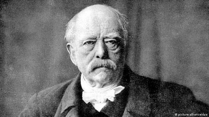 Ото фон Бисмарк (1815 - 1898)