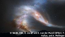 Andromeda Galaxie,