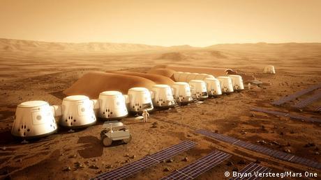 Mars One Projekt