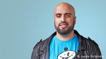 """DW-Aktion """"Wir sind Deutschland"""" Kabarettist Abdelkarim"""