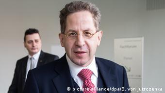 Deutschland Hans-Georg Maaßen (Europäischer Polizeikongress in Berlin)