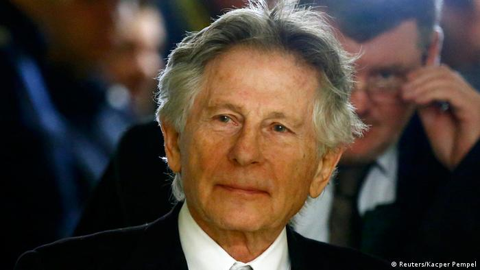 Polen Roman Polanski bei Gericht in Krakau