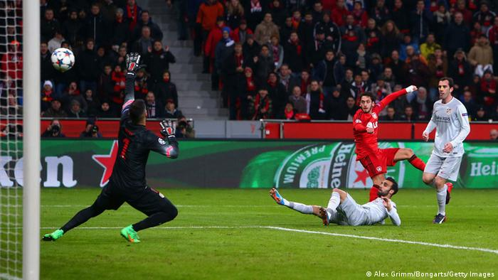 Leverkusen vs. Atletico Madrid