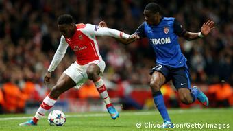 Arsenal vs. Monaco