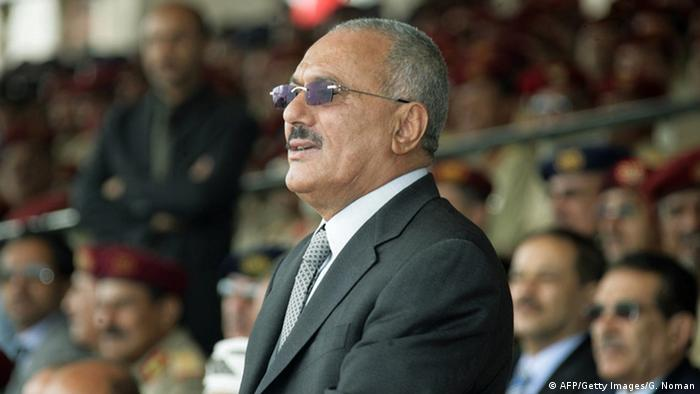Jemen Ali Abdullah Saleh Ex-Präsident