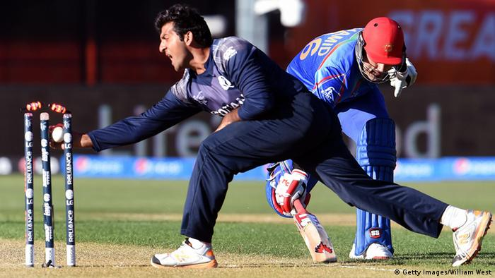 Cricket World Cup 2015 Afghanistan Schottland (Getty Images/William West)