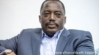 Joseph Kabila Kabange, Präsident der Demokratischen Republik Kongo (Foto: Michael Kappeler/dpa)