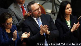 Sebastián Dávalos no alcanzó a estar un año en el gobierno.