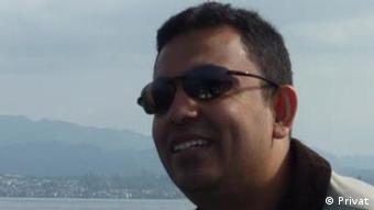 Blogger Avijit Roy #ACHTUNG SCHLECHTER QUALITÄT#