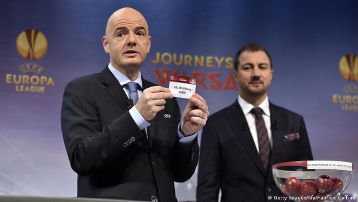 Vfl Wolfsburg Ziehung UEFA Europa League