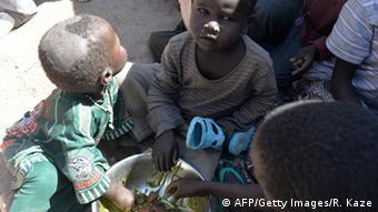 Kamerun Flüchtlingslager Minawao (AFP/Getty Images/R. Kaze)