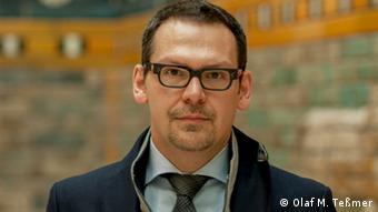 Prof. Dr. Markus Hilgert, Copyright: Olaf M. Teßmer