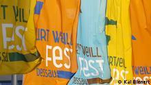 14. Kurt Weill Fest Dessau