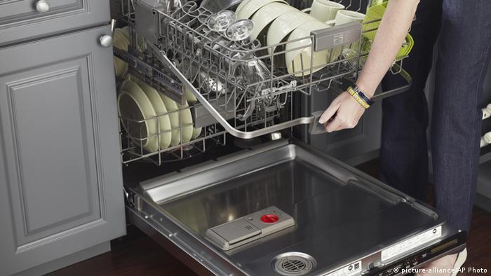Symbolbild Geschirrspülmaschine