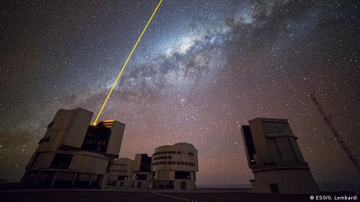 Chile VLT Teleskop