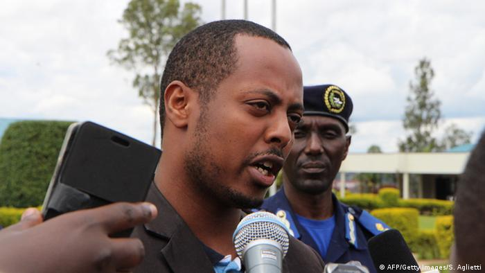 Kizito Mihigo, chanteur retrouvé mort en février 2020 dans sa cellule à Kigali