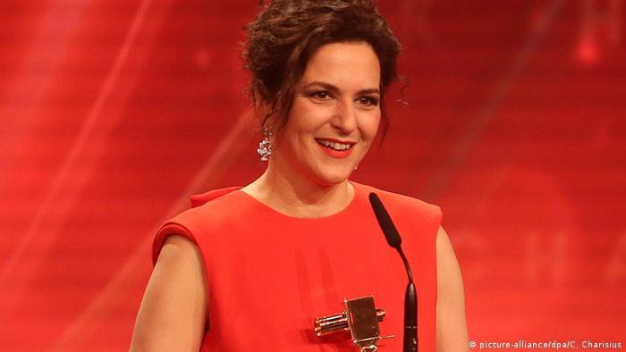 Martina Gedeck 2015 (Foto: Foto: Christian Charisius/DPA)