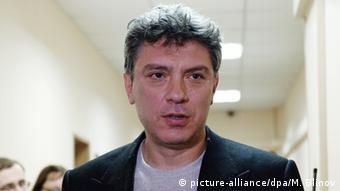 Борис Немцов (фото их архива)