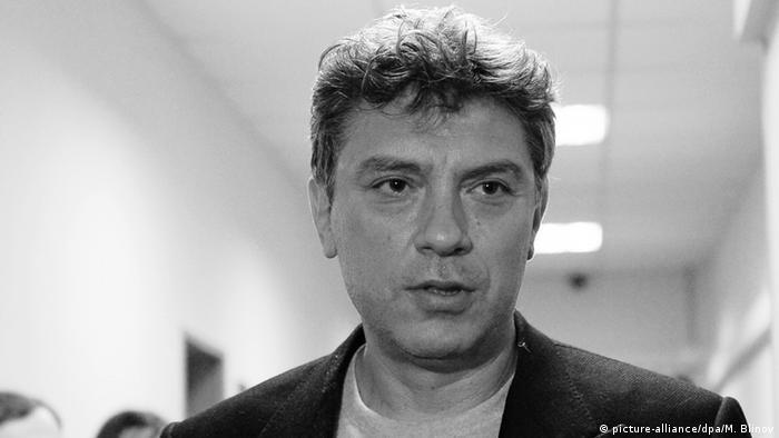 Борис Нємцов