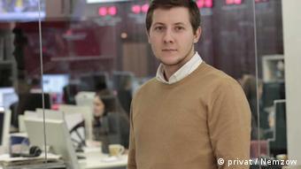 Politik-Analyst Yury Barmin
