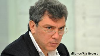 Russland Moskau Opposition Boris Nemzow erschossen (picture alliance/Ria Novosti)