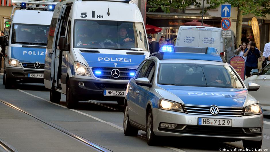 Detentions, arrest in connection with Islamist threat in Bremen | DW | 28.02.2015