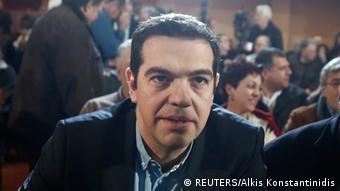 Griechenland Alexis Tsipras Ministerpräsident