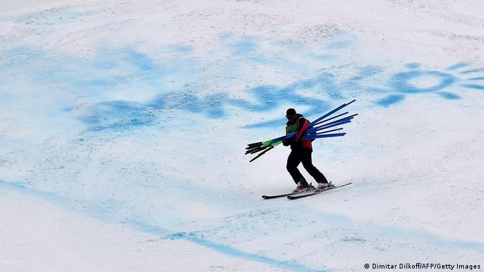 Ski Alpin Weltmeisterschaft 2015 Super G Frauen abgesagt