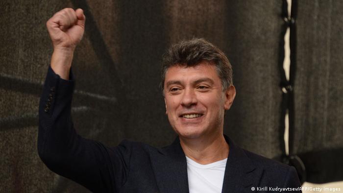 Russland Oppositioneller Boris Nemzow erschossen (Foto: Kirill Kudryavtsev/AFP/Getty Images)