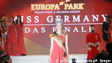 Deutschland Wahl Miss Germany 2015 Olga Hoffmann