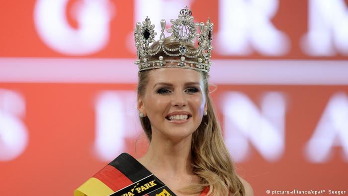 Мисс Германия - 2015 Ольга Хоффман