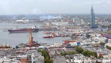 Übersicht Montevideo