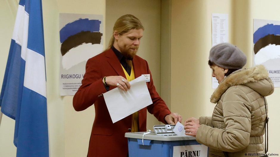 Estonia votes amid jitters over Ukraine crisis | DW | 01.03.2015
