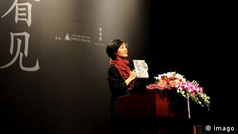 China Moderatorin und Journalistin Chai Jing