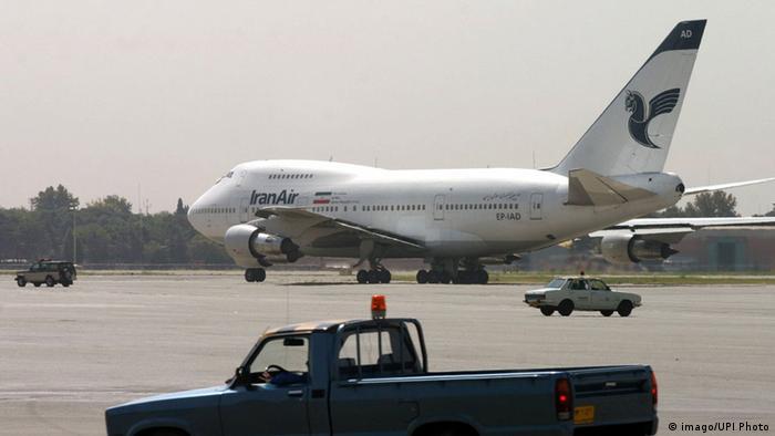 Symbolbild IranAir (imago/UPI Photo)