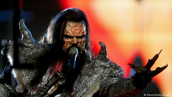 Eurovision Song Contest 2006 Gewinner Lordi