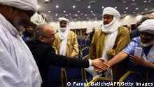 Algerien Mali Friedensabkommen Unterzeichnung in Algier