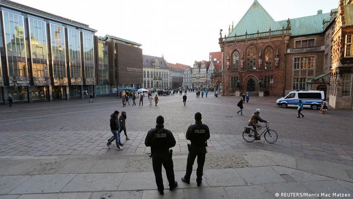 Bremen Terrorwarnung