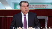 Wahlen in Tadschikistan 2015 Rahmon