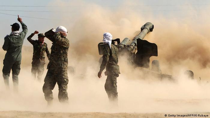 در حمله ارتش عراق به تکریت نیروهای داوطلب شیعی نیز شرکت دارند