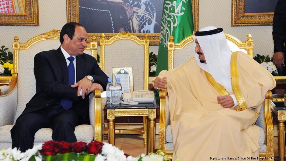 القمة المصرية السعودية تبحث دعم مصر ومواجهة الإرهاب | DW | 01.03.2015