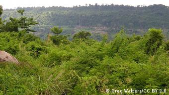A wide view of the Cardamom Mountains in Cambodia (Photo: Greg Walters/CC BY 2.0)