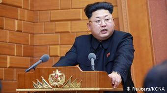 Kim Jong Un Nordkorea