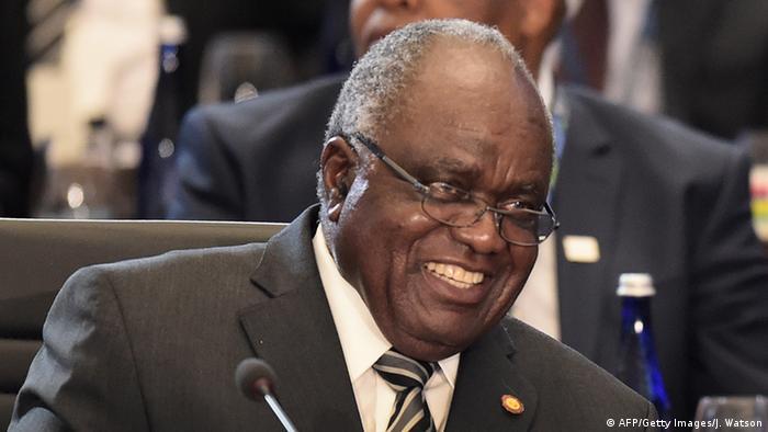 Hifikepunye Lucas Pohamba, Presidente da Namíbia