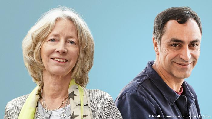 Акция DW: Мы - это Германия: Ника Вагнер и Зюли Алада