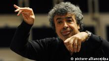 Conductor Semyon Bychkov and the Russian National Orchestra perform at the Tchaikovsky Concert Hall.