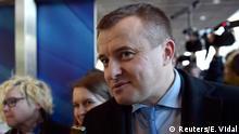 Ukraine Russland Gasstreit Energieminister Demtschischin in Brüssel