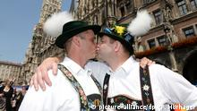 Deutschland Christopher Street Day München